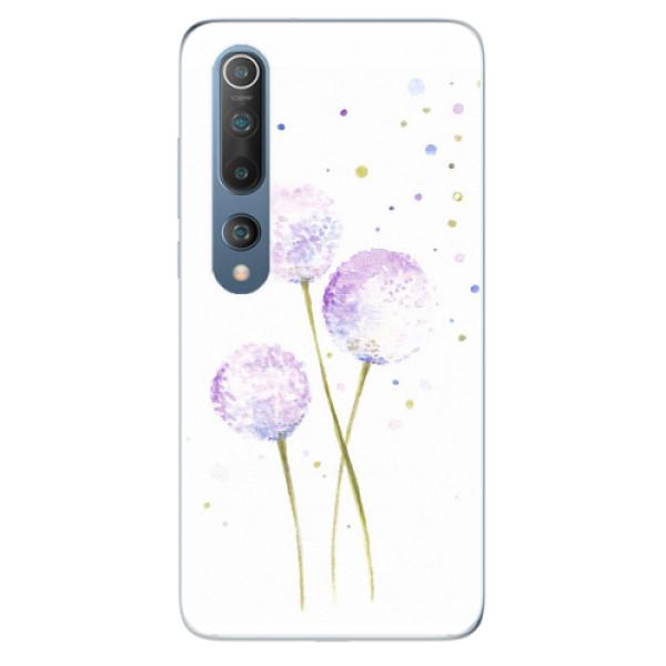 Odolné silikonové pouzdro iSaprio - Dandelion - Xiaomi Mi 10 / Mi 10 Pro
