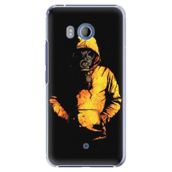Plastové pouzdro iSaprio - Chemical - HTC U11