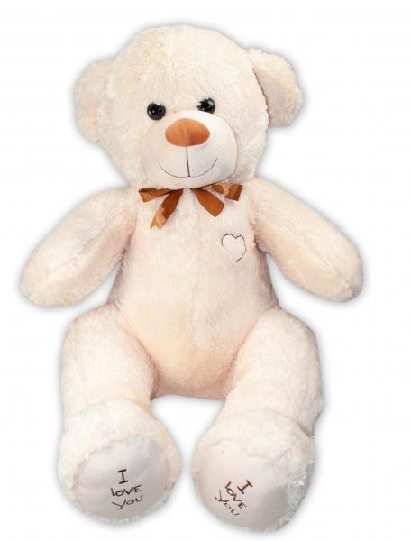 baby-nellys-plysovy-medved-120-cm-bezovy