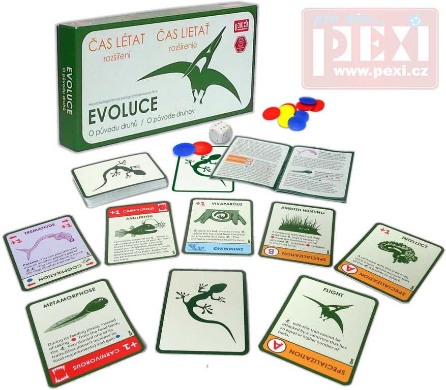 Hra Evoluce Čas létat rozšíření *SPOLEČENSKÉ HRY*