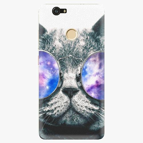 Plastový kryt iSaprio - Galaxy Cat - Huawei Nova