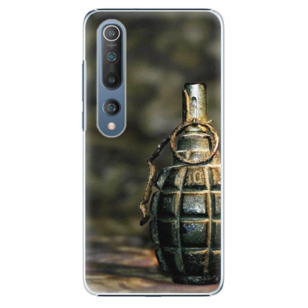 Plastové pouzdro iSaprio - Grenade - Xiaomi Mi 10 / Mi 10 Pro