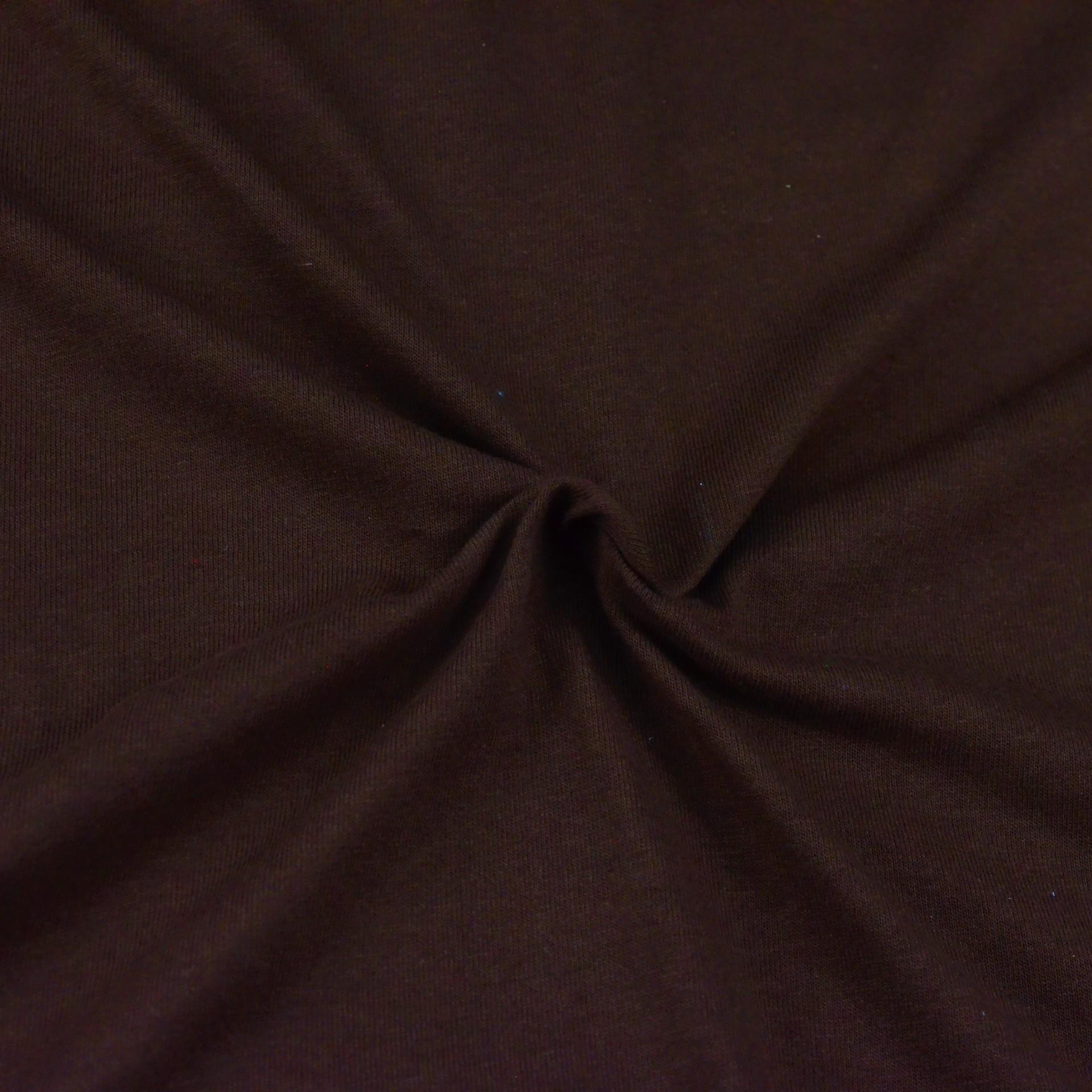 Jersey prostěradlo tmavě hnědé, Výběr rozměru