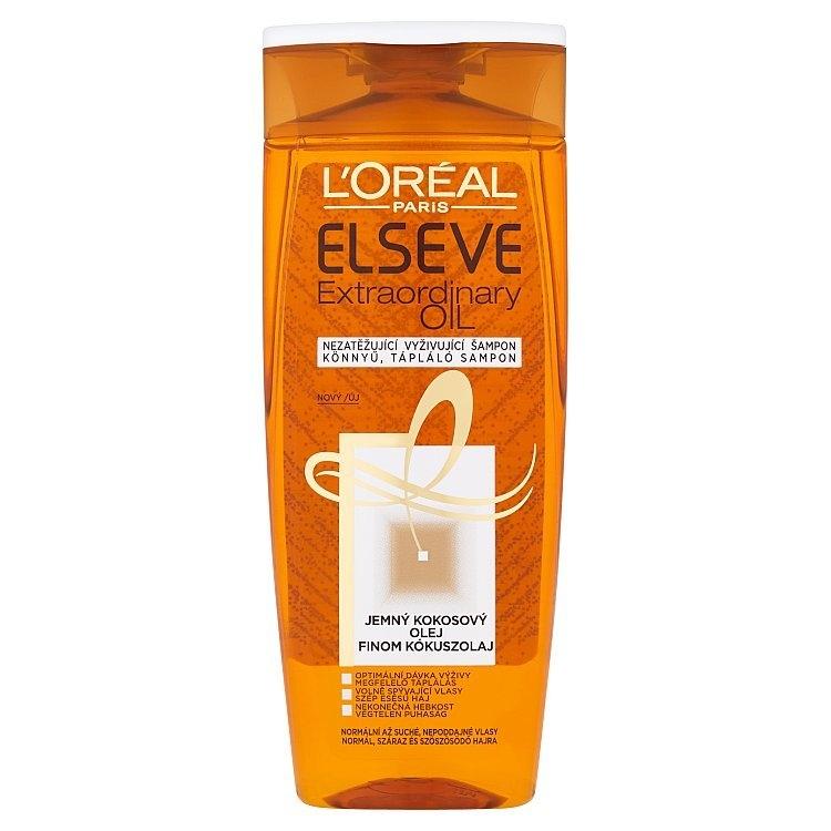 Elséve Extraordinary Oil vyživující šampon 250 ml