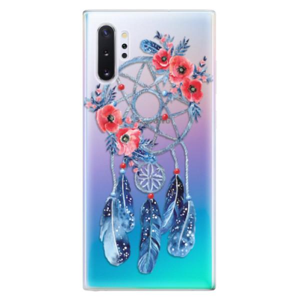 Odolné silikonové pouzdro iSaprio - Dreamcatcher 02 - Samsung Galaxy Note 10+