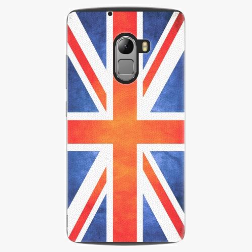 Plastový kryt iSaprio - UK Flag - Lenovo A7010
