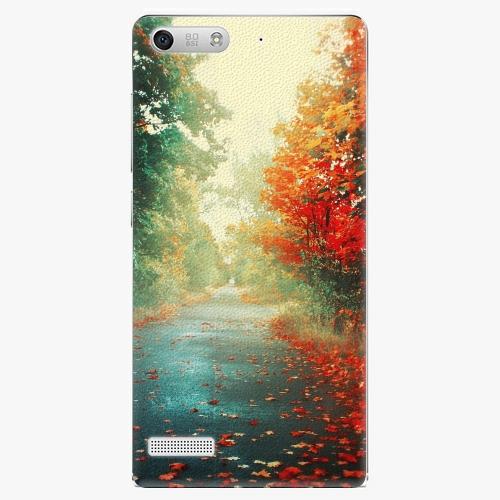 Plastový kryt iSaprio - Autumn 03 - Huawei Ascend G6