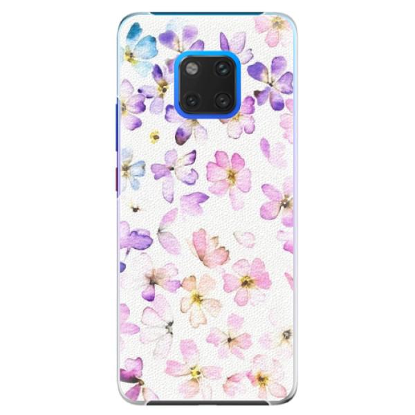 Plastové pouzdro iSaprio - Wildflowers - Huawei Mate 20 Pro
