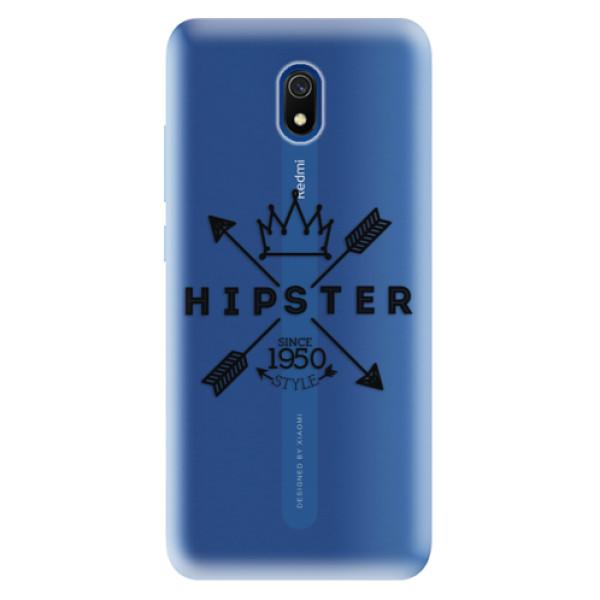 Odolné silikonové pouzdro iSaprio - Hipster Style 02 - Xiaomi Redmi 8A