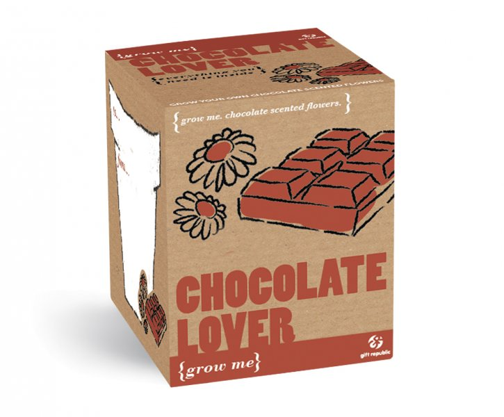 Grow me: Čokoládová vášeň