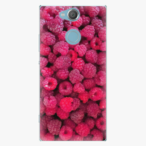 Plastový kryt iSaprio - Raspberry - Sony Xperia XA2