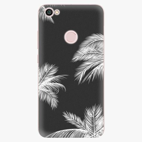 Plastový kryt iSaprio - White Palm - Xiaomi Redmi Note 5A / 5A Prime