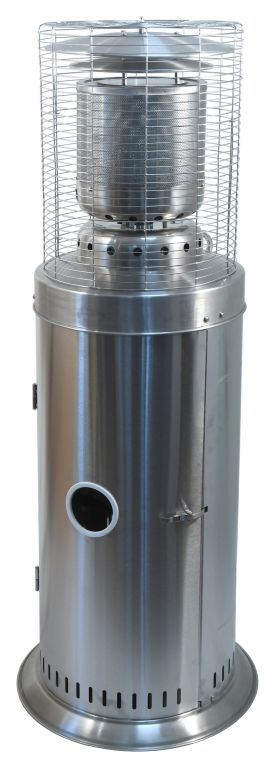 Plynový zářič s regulátorem SILVERINO