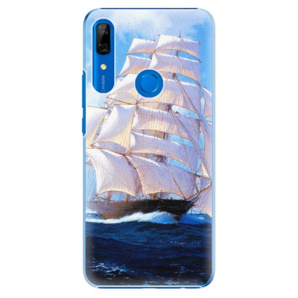 Plastové pouzdro iSaprio - Sailing Boat - Huawei P Smart Z