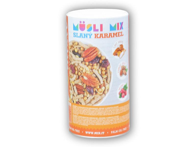 Pečený Mixit Slaný karamel & pekany 470g