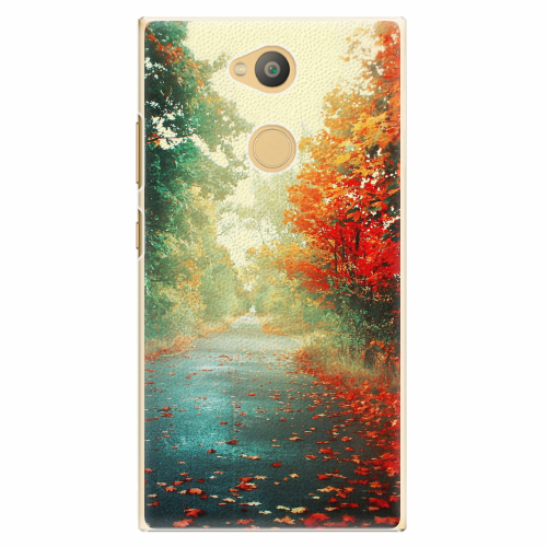 Plastový kryt iSaprio - Autumn 03 - Sony Xperia L2