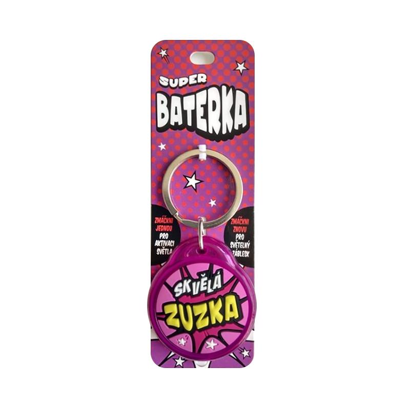 Super baterka - Zuzka