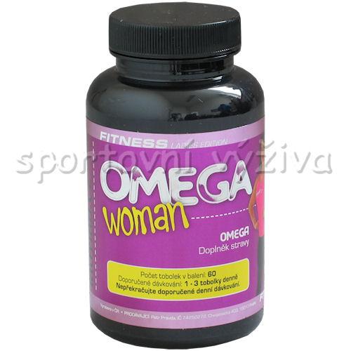 Omega Woman 60 kapslí