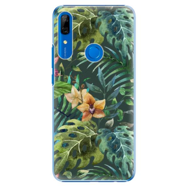 Plastové pouzdro iSaprio - Tropical Green 02 - Huawei P Smart Z