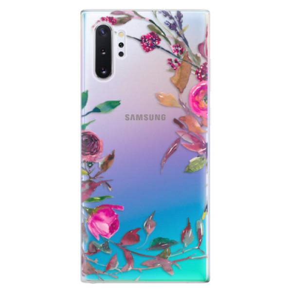 Odolné silikonové pouzdro iSaprio - Herbs 01 - Samsung Galaxy Note 10+