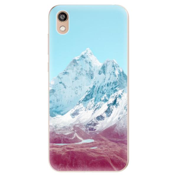 Odolné silikonové pouzdro iSaprio - Highest Mountains 01 - Huawei Honor 8S