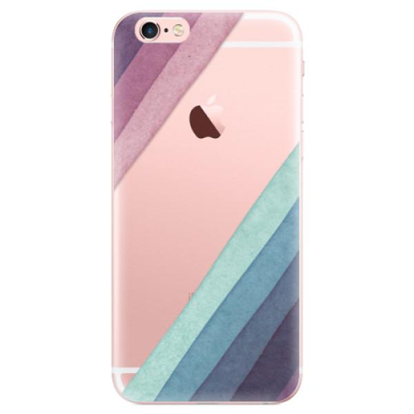 Odolné silikonové pouzdro iSaprio - Glitter Stripes 01 - iPhone 6 Plus/6S Plus