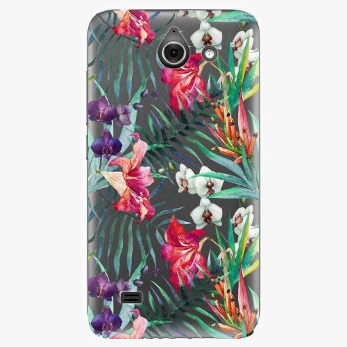 Plastový kryt iSaprio - Flower Pattern 03 - Huawei Ascend Y550