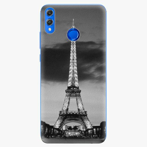 Silikonové pouzdro iSaprio - Midnight in Paris - Huawei Honor 8X