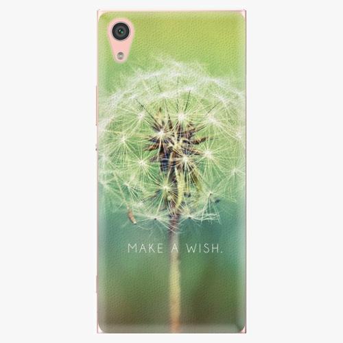 Plastový kryt iSaprio - Wish - Sony Xperia XA1