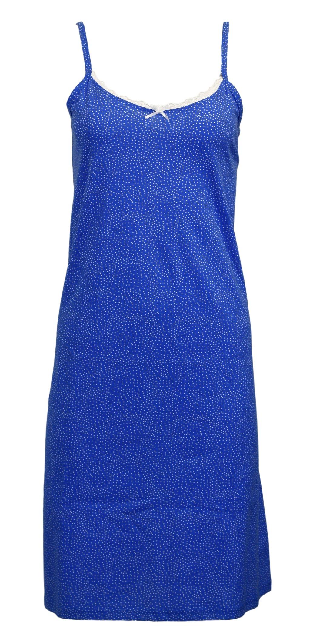 Dámská noční košile Regatta - Vienetta - Modrá/XL