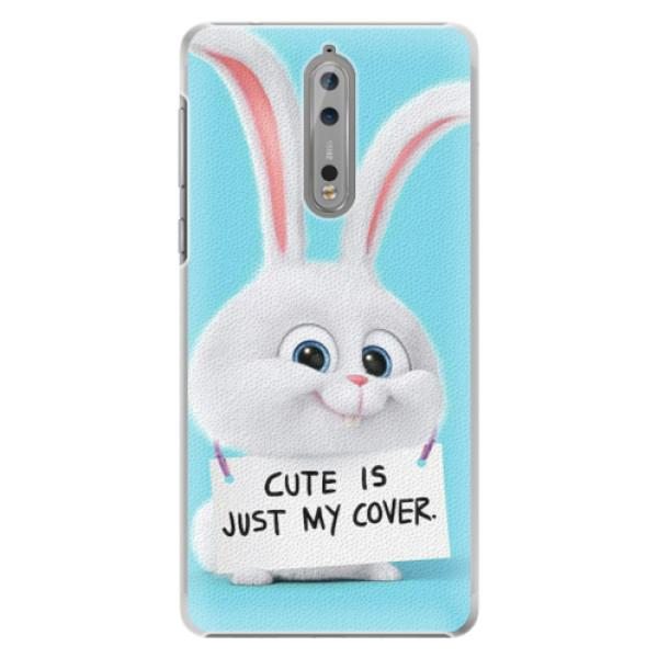 Plastové pouzdro iSaprio - My Cover - Nokia 8