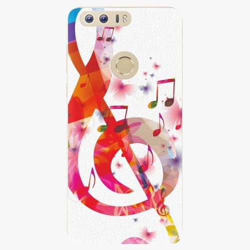 Plastový kryt iSaprio - Love Music - Huawei Honor 8