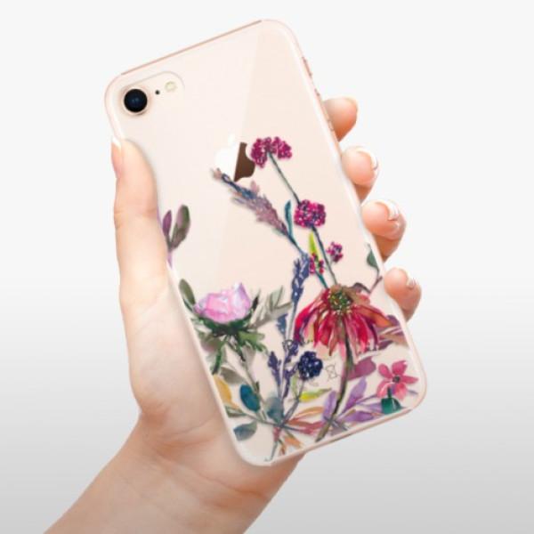 Plastové pouzdro iSaprio - Herbs 02 - iPhone 8