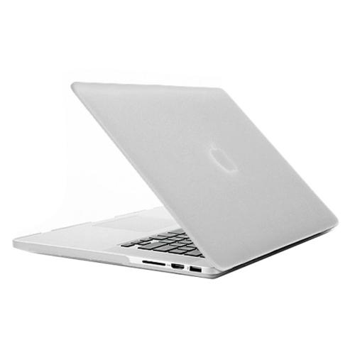Polykarbonátové pouzdro / kryt iSaprio pro MacBook Retina 13 průhledné matné