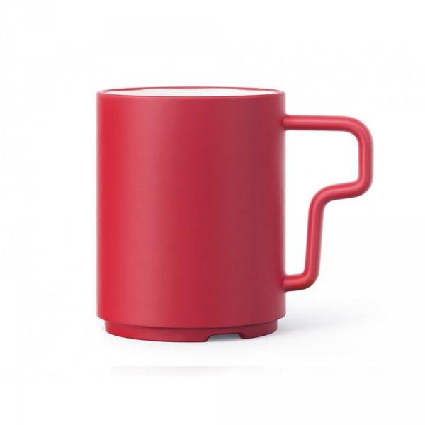 Designový hrnek - Červený