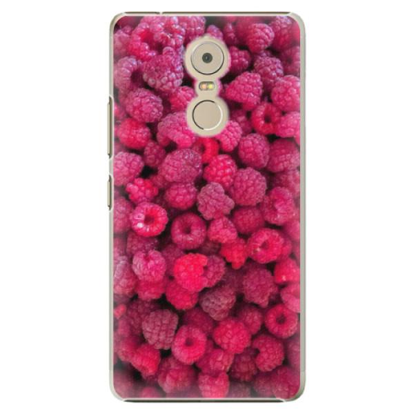 Plastové pouzdro iSaprio - Raspberry - Lenovo K6 Note