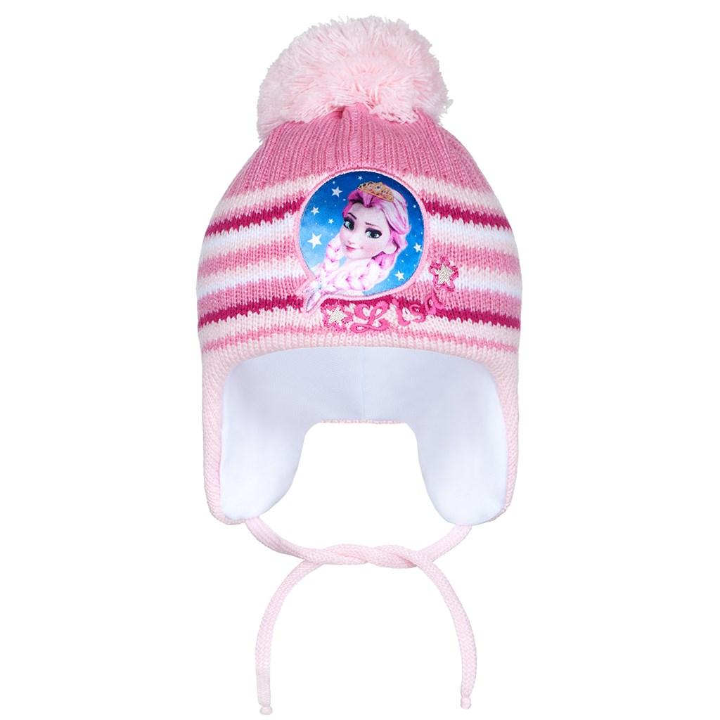 Zimní dětská čepička New Baby Lisa