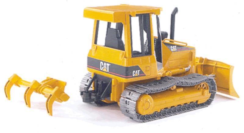 BRUDER 02443 (2443) CATERPILLAR - buldozer malý