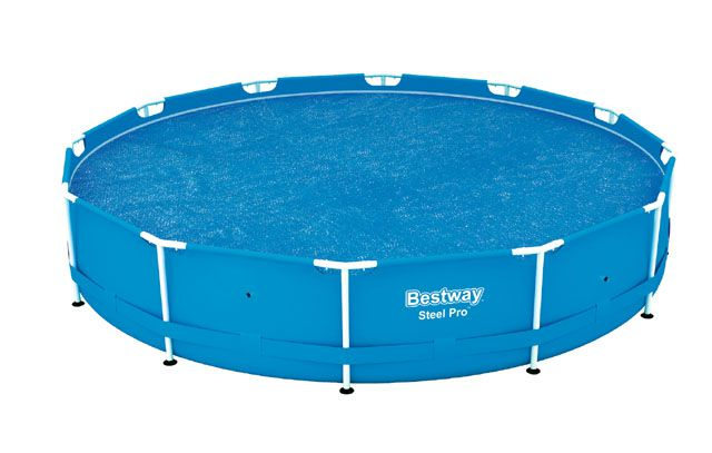 Solární plachta na bazén 366 cm
