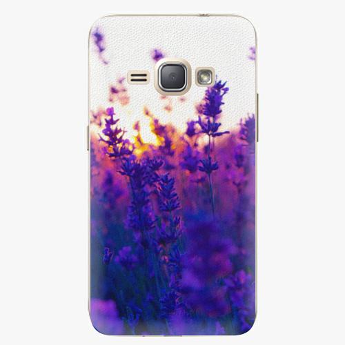 Plastový kryt iSaprio - Lavender Field - Samsung Galaxy J1 2016