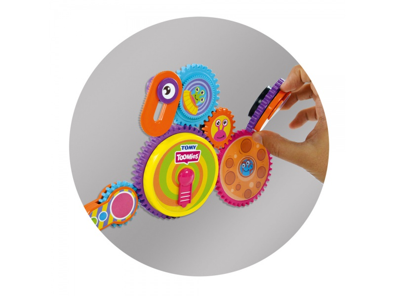 TOOMIES - Magnetická ozubená kolečka