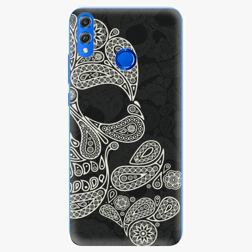 Silikonové pouzdro iSaprio - Mayan Skull - Huawei Honor 8X