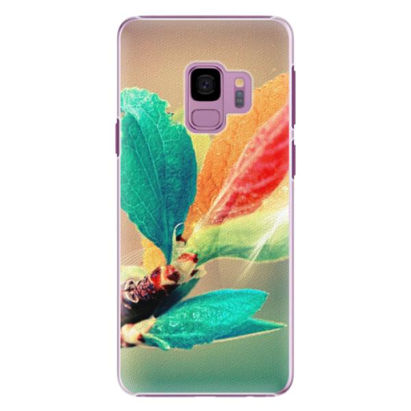 Plastové pouzdro iSaprio - Autumn 02 - Samsung Galaxy S9