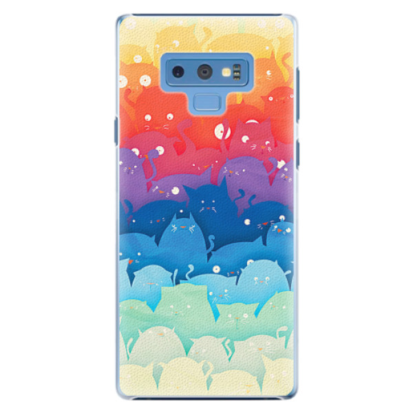 Plastové pouzdro iSaprio - Cats World - Samsung Galaxy Note 9