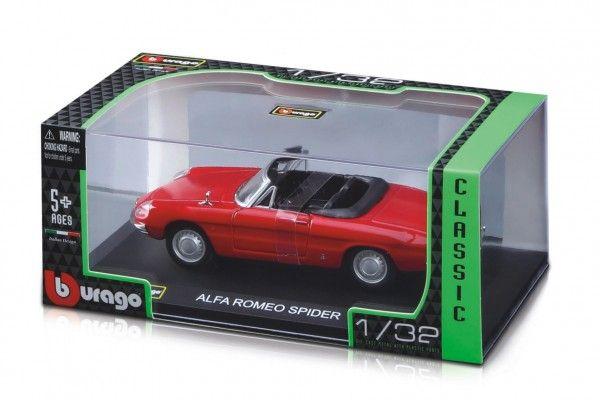 Auto Bburago 1:32 Classic - 16,5x7x9 cm