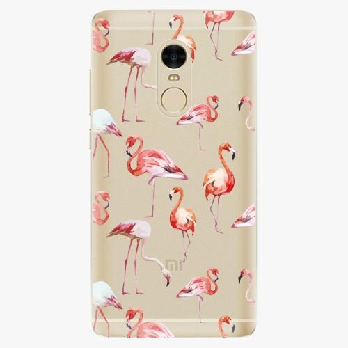 Plastový kryt iSaprio - Flami Pattern 01 - Xiaomi Redmi Note 4