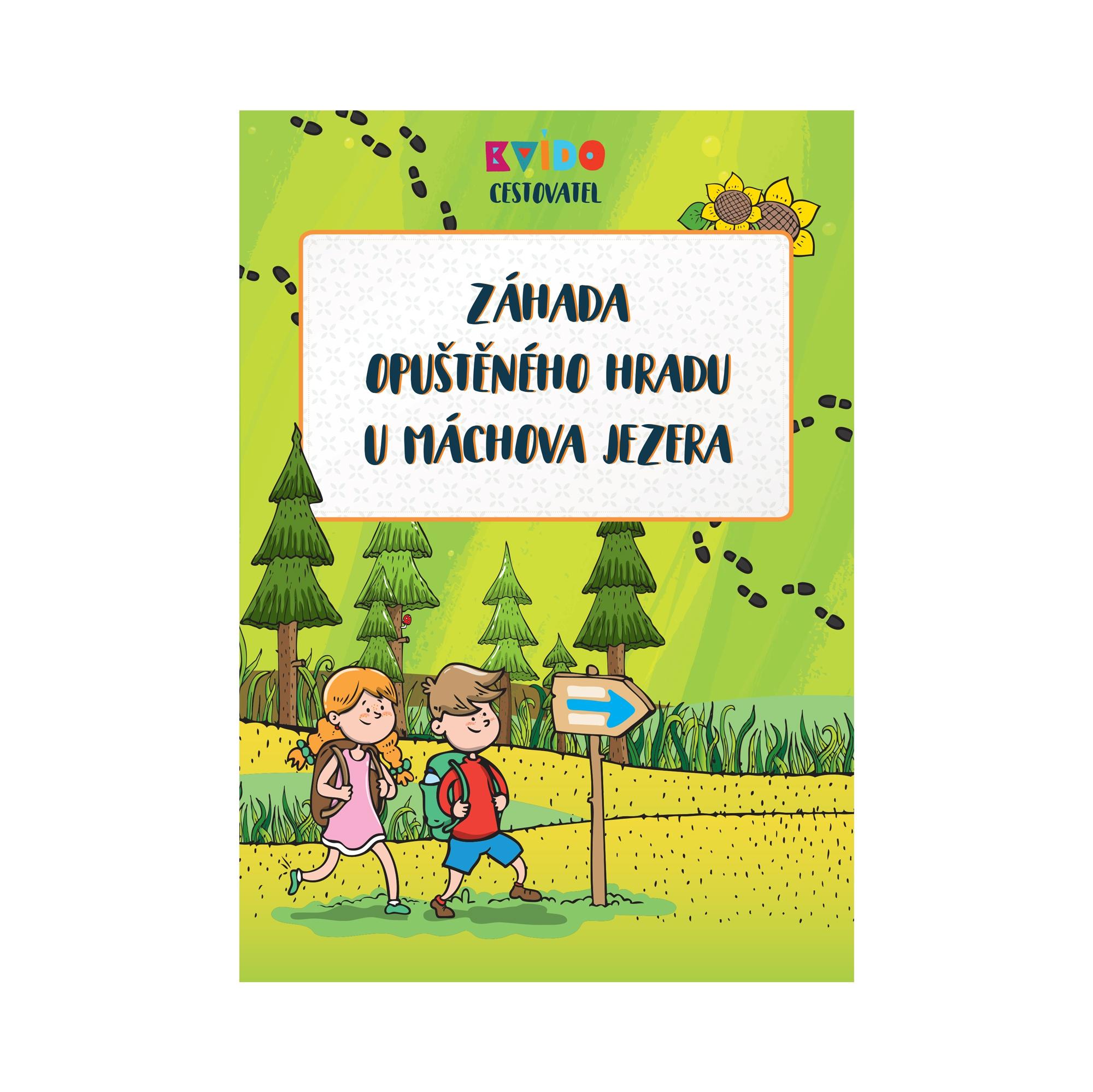 Záhada u Máchova jezera - Kvído