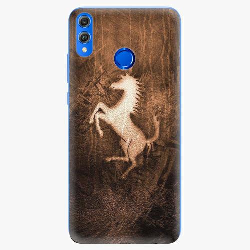 Silikonové pouzdro iSaprio - Vintage Horse - Huawei Honor 8X