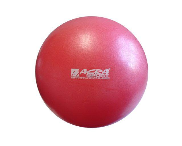 Míč OVERBALL 30 cm, červený