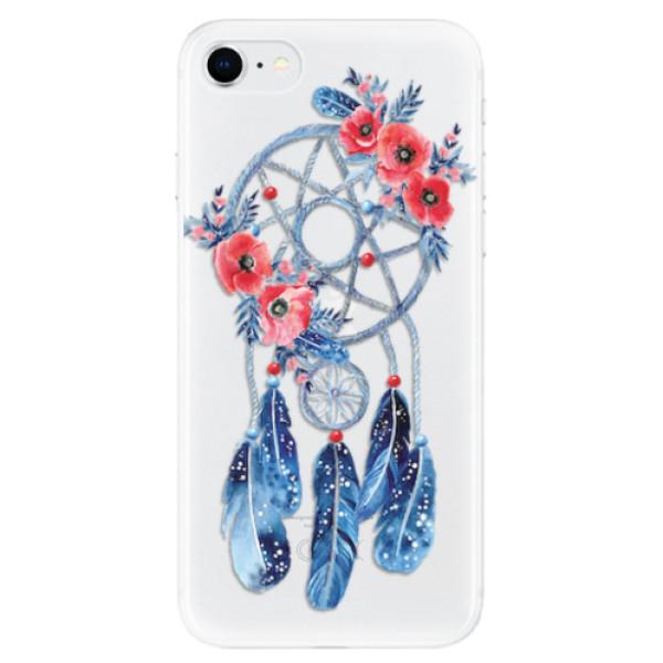 Odolné silikonové pouzdro iSaprio - Dreamcatcher 02 - iPhone SE 2020